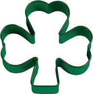 COOKIE CUTTER SHAMROCK GREEN