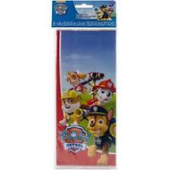 PARTY/TREAT BAGS PAW PATROL 16CT