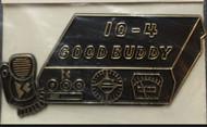 CAKE DECO CB 10-4 GOODBUDDY