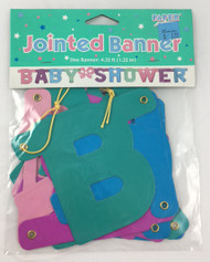 BANNER JOINTED BABY SHOWER