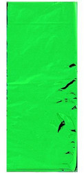 TABLECOVER METALLIC GREEN