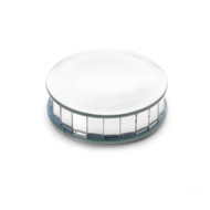 MIRROR PEDESTAL 4 IN. ROUND