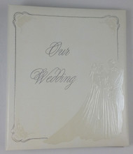 MEMORY ALBUM BRIDE/GROOM LOOSE LEAF