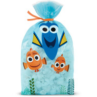 PARTY TREAT BAGS FINDING DORY 16 CT.