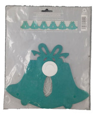 GARLAND BELL TEAL TISSUE