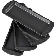 LOAF PAN SET 4 PIECE NON-STICK