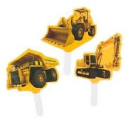 PICKS CONSTRUCTION VEHICLES
