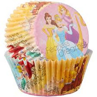 BAKING CUPS DISNEY PRINCESS