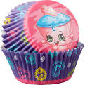 BAKING CUPS SHOPKINS