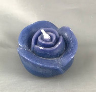 FLOATING CANDLE ROSE NAVY