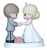 """PM123017 WEDDING COUPLE HOLDING HANDS """"FROM THIS DAY FORWARD"""""""