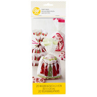 PARTY TREAT BAGS TASSELS 20 CT