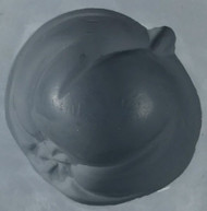 RUBBER CANDY MOLD APPLE /PUMPKIN