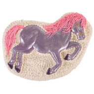 CAKE PAN PLASTIC HORSE/UNICORN