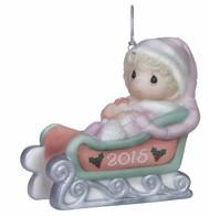 PM151005 BABYS FIRST CHRISTMAS 2015 GIRL
