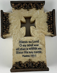 CROSS WITH SCRIPTURE ASSORTMENT