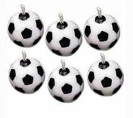 CANDLES SOCCER BALL 6 CT