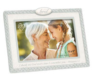 LOL6004349 BEREAVEMENT PHOTO FRAME