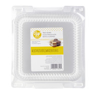 TREAT BOXES PLASTIC CLAMSHELL 4 PACK