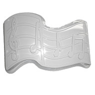 CAKE PAN PLASTIC MUSICAL