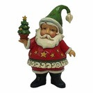 HWC4058810 SANTA WITH TREE MINI