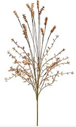 """MILLET SEED SPRAY BE/BR PLASTIC 22"""""""