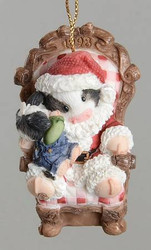 MM370967 SANTA WITH CHILD DATED 98 ORN