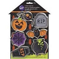 COOKIE CUTTERS HALLOWEEN HAUNTED HOUSE 7 CT