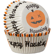BAKING CUPS HAPPY HAUNTING 75 CT