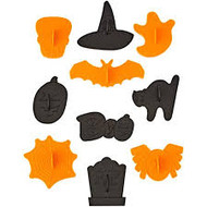 COOKIE CUTTERS SPOOKY STAMP SET