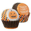 BAKING CUPS MINI HALLOWEEN  ASST 2 DESIGNS 100 CT