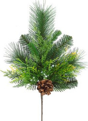 PINE SPRAY CONIFER BERRY CEDAR PINE 22""
