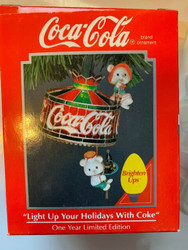 TRS583758 LIGHT UP YOUR HOLIDAYS WITH COKE