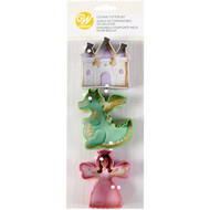 COOKIE CUTTERS FANTASY SET OF 3