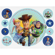 SUGAR SHEET TOY STORY4