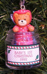 TRS575836 TASTY TIDINGS ORNAMENT