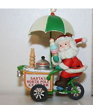 """TRS582395 THE LATEST SCOOP FROM SANTA"""""""