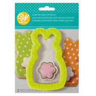 COOKIE CUTTER COMFORT GRIP SET BUNNY/COTTON TAIL