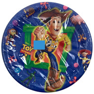 PLATES 7 TOY STORY2 8 CT