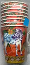 CUPS WILD STREAK 8 CT