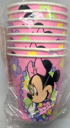 CUPS MINNIE MOUSE 8 CT