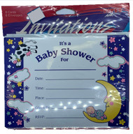 INVITATIONS HEY DIDDLE DIDDLE DIDDLE 8 CT