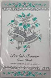 GAMEBOOK BRIDAL SHOWER SILVER BELLS