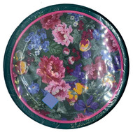 PLATES 7 ASHLEY'S FLORAL 8 CT