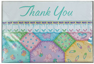 THANK YOUS BABY BLANKET  8 CT
