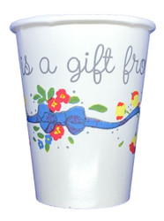CUPS A GIFT FROM GOD 18 CT