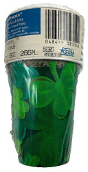 CUPS IRISH SHAMROCK  8 CT