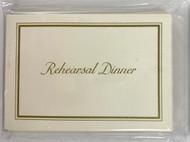 INVITATIONS REHEARSAL DINNER