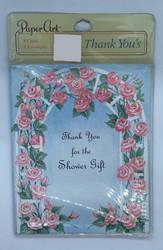 THANK YOUS ROSE TRELLIS 8 CT