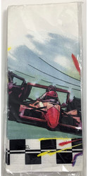 TABLECOVER RACE CAR (PAPER)
